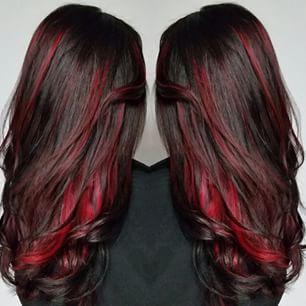 red-highlights-black-hair-3