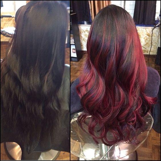 red-highlights-black-hair-7