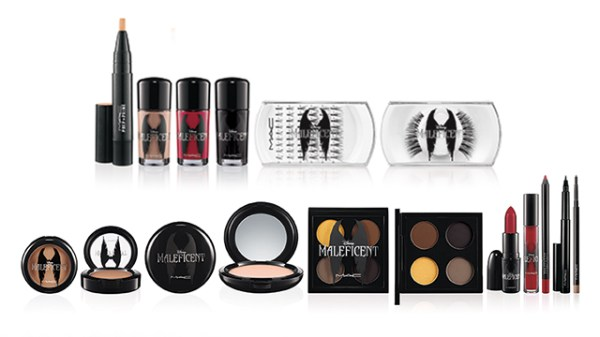 MAC Disney Maleficent Collection for Summer 2014