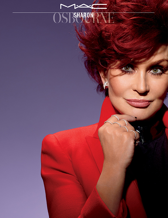MAC X Sharon Amp Kelly Osbourne Collections For Summer 2014