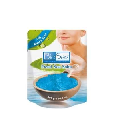 Cristale sare de baie calmanta de la Marea Moarta BIO beauty secrets