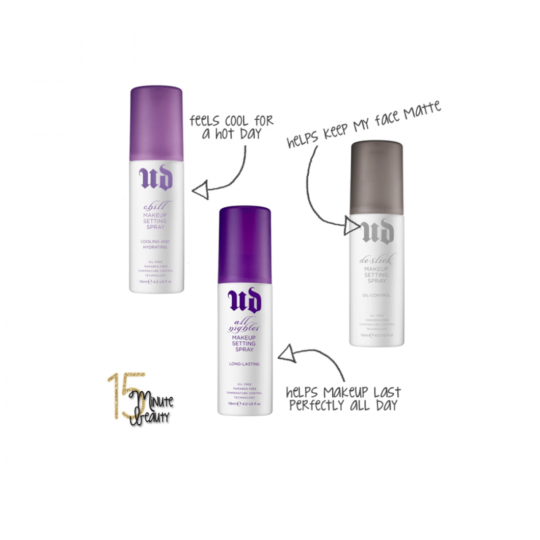 De-Slick Makeup Setting Spray by Urban Decay #22