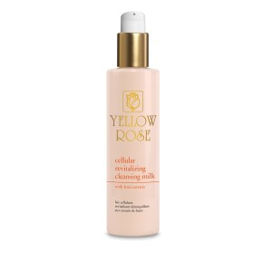 <br>YELLOW ROSE</br> Valomasis veido pienelis – Cellular revitalizing cleansing milk, 200ml