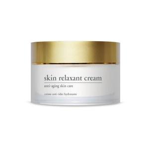"""YELLOW ROSE <br /> Specialus antisenėjimo drėkinamasis kremas suteikiantis """"botox efektą"""", tinkantis visų tipų odai – Skin relaxant cream, 50ml"""