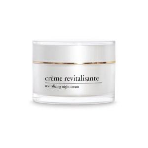 YELLOW ROSE <br /> Maitinantis, atjauninantis naktinis kremas, brandžiai odai – Crème revitalisante, 50ml