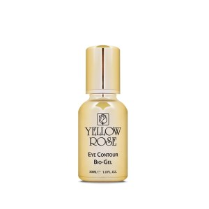 YELLOW ROSE <br /> Drėkinantis bio-gelis paakių kontūrui – Eye contour bio – gel, 30ml
