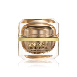 GORDBOS <br /> Prabangus paakių kremas su auksu ir ikrais, nuo raukšlių – Golden power eye cream, 30ml