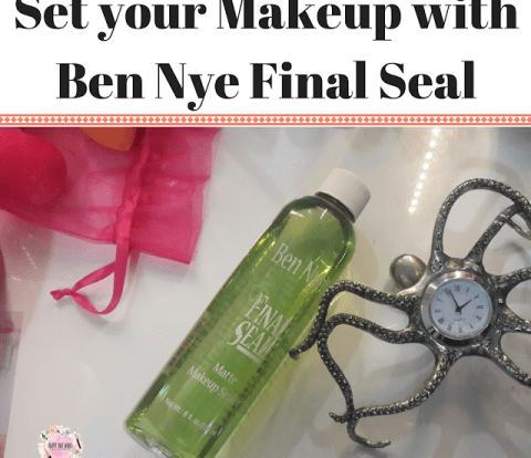 Set your makeup with Ben Nye Final Seal
