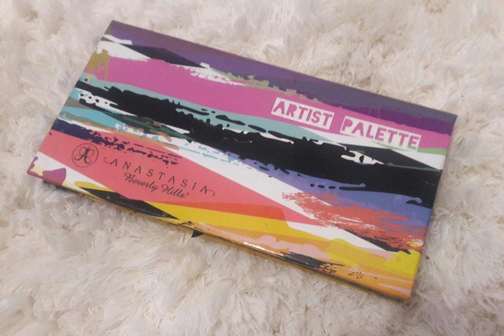 Anastasia Beverly Hills Artist Palette