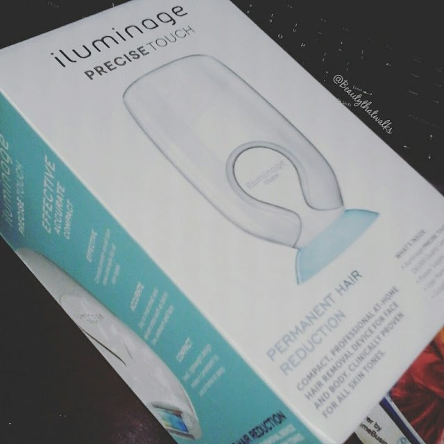 iluminage Precise Touch Permanent Hair Reduction