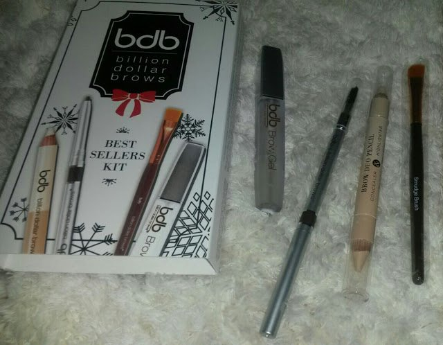 Billion Dollar Brows: Best Seller Kit