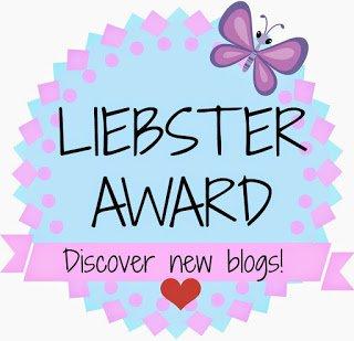 Liebster award, blog award, new bloggers
