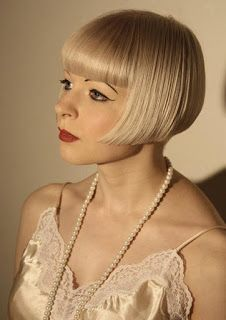 Classic Angled Bob short hairstyle