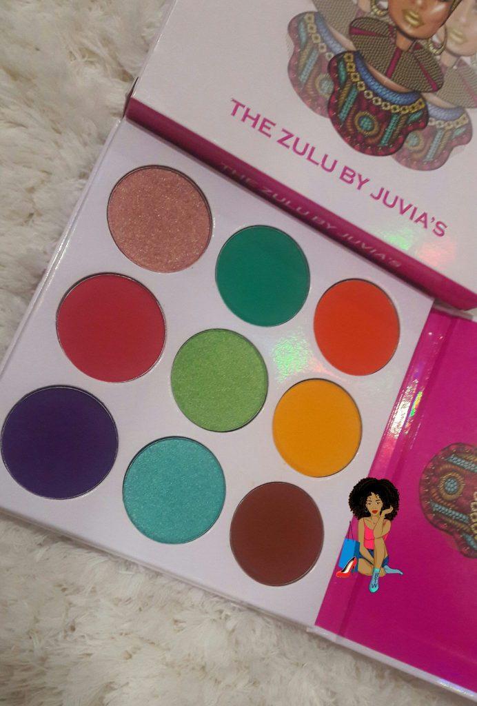 Zulu Palette