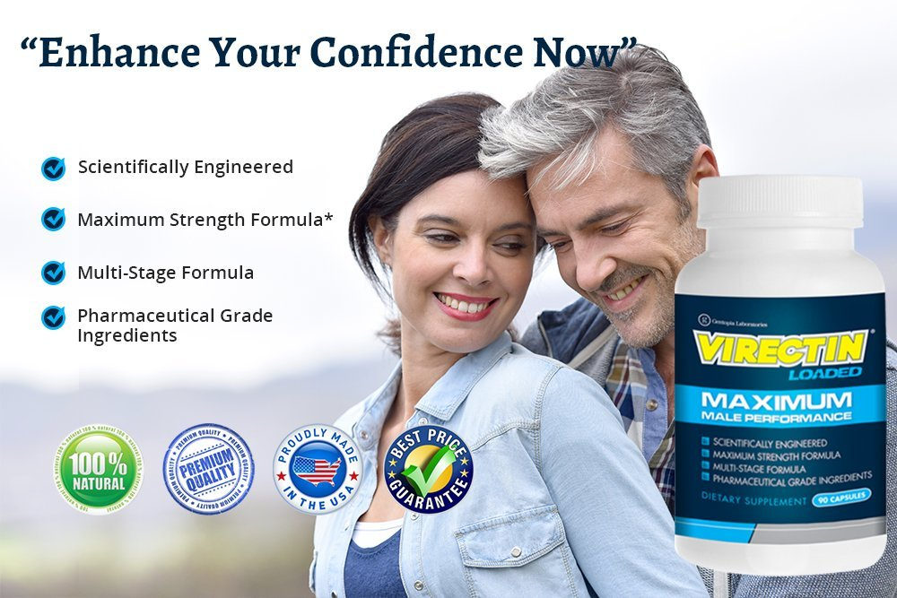 Virectin Reviews: The Most Trusted Male Enhancement Supplement