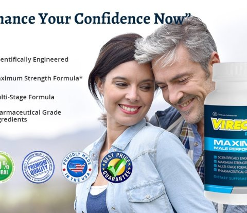 Virectin Reviews, Male enhancement