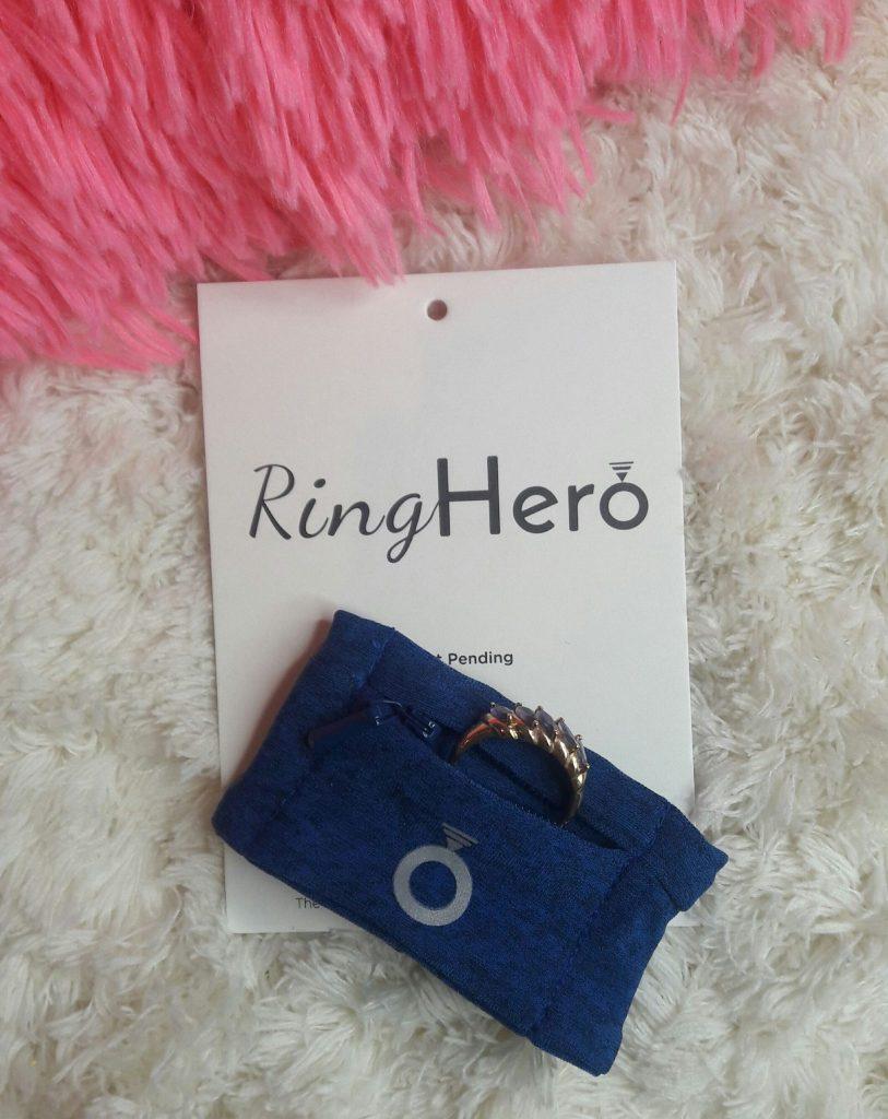 ring hero, ring storage