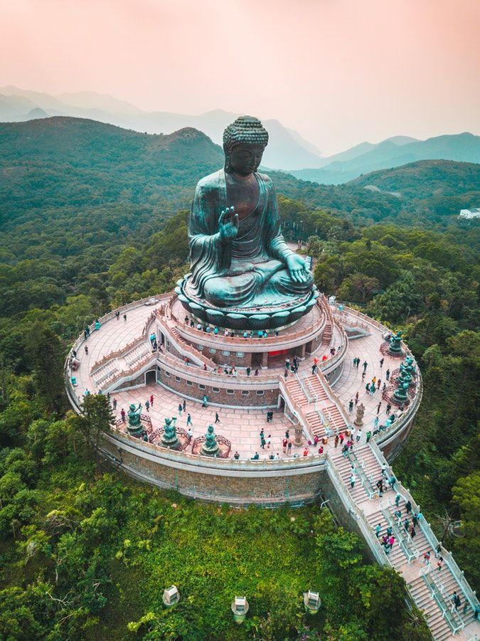 Hong Kong, monument