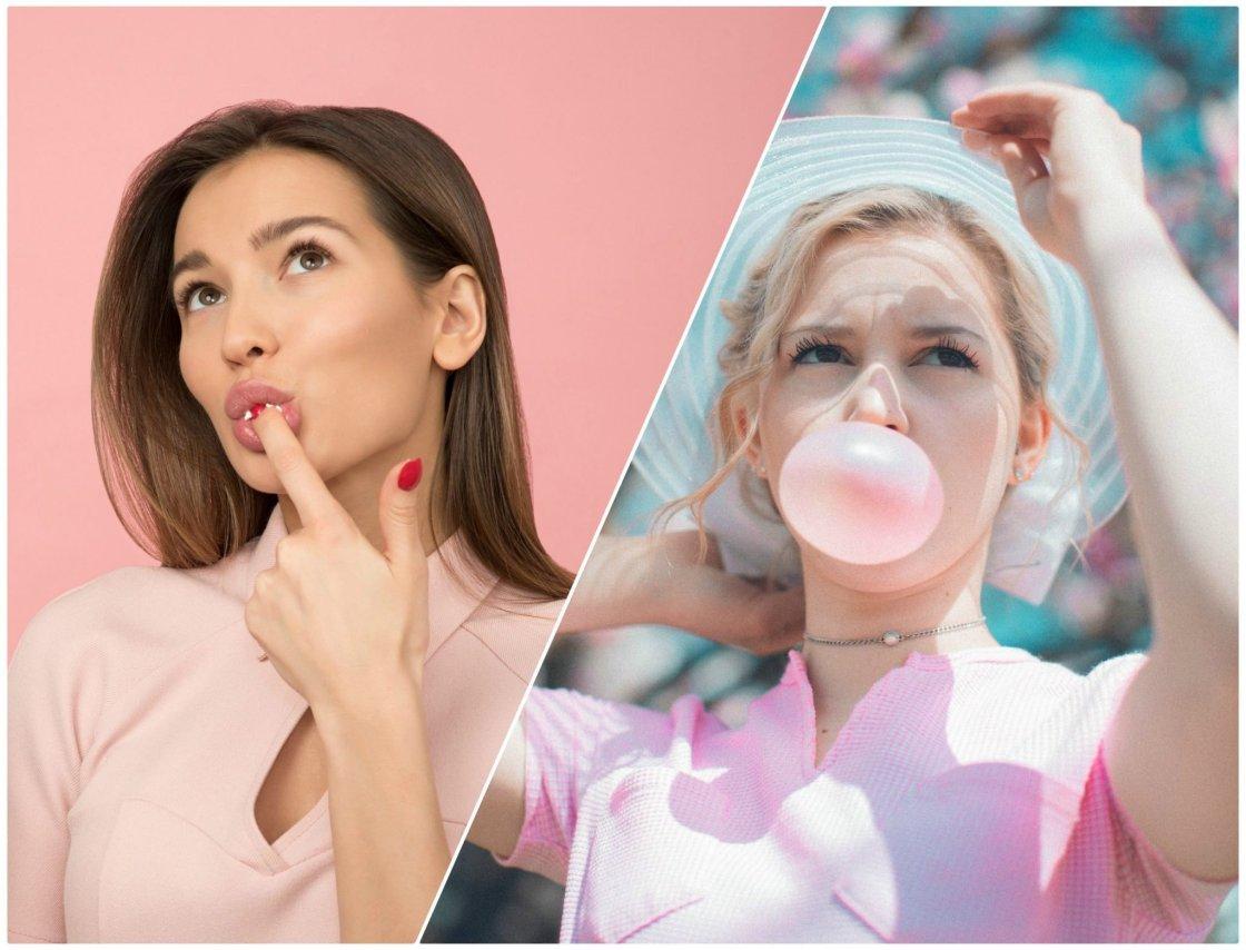 bubblegum pastel