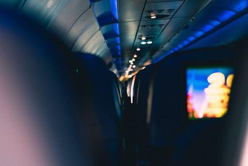 flight, trip, airport