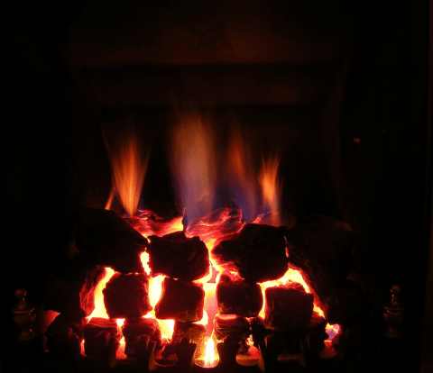 fireplace, heater, warm