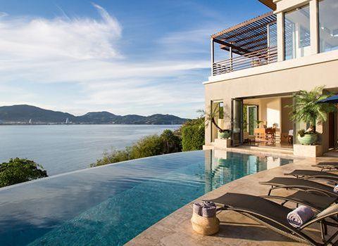 Thailand villas