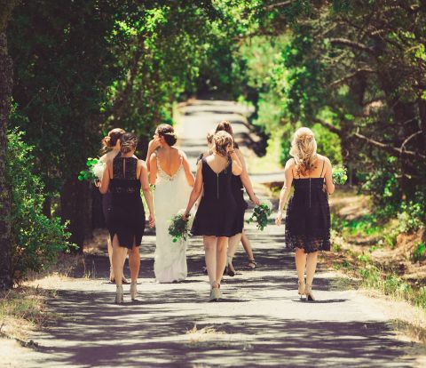 Top Tips For Saving Money On Your Bridesmaids Dresses