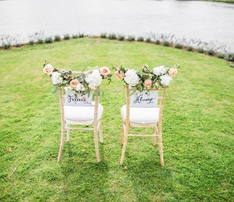 wedding chairs, wedding trends