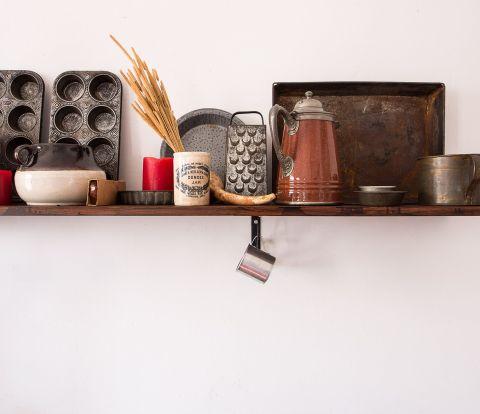 vintage kitchen decoration