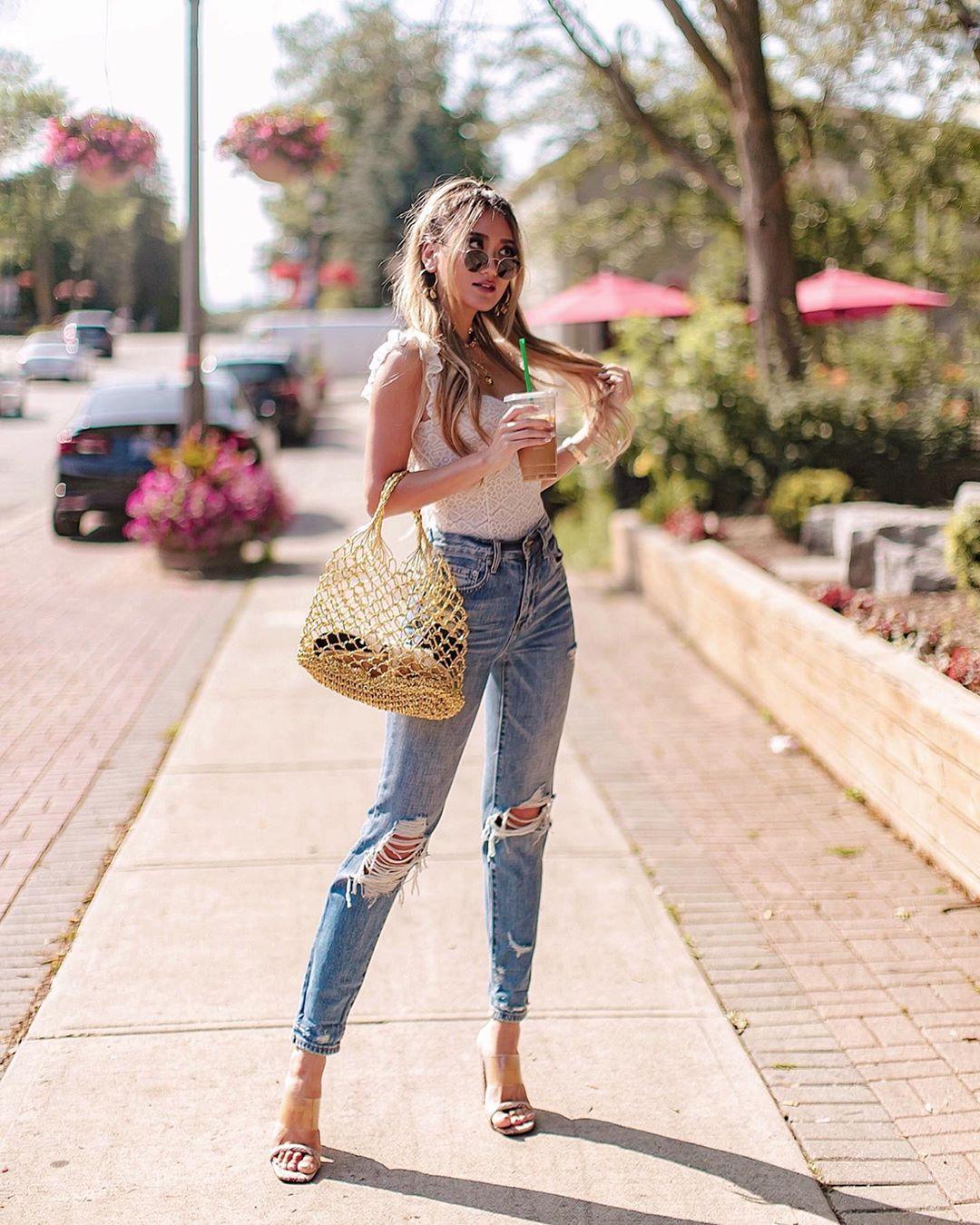 kerina wang jeans