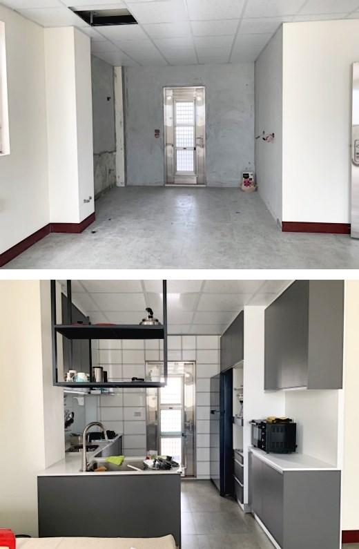 【室內設計】台中室內設計。系統廚具進場,空間規畫專業細心~櫥櫃收納、裝潢風格一流!系統櫃老品牌