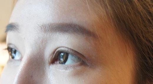 【繡眼線】台中推薦樂比美學|內建內眼線後,眼神很不一樣!紋眼線技術好厲害!