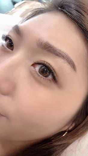 日式接睫毛