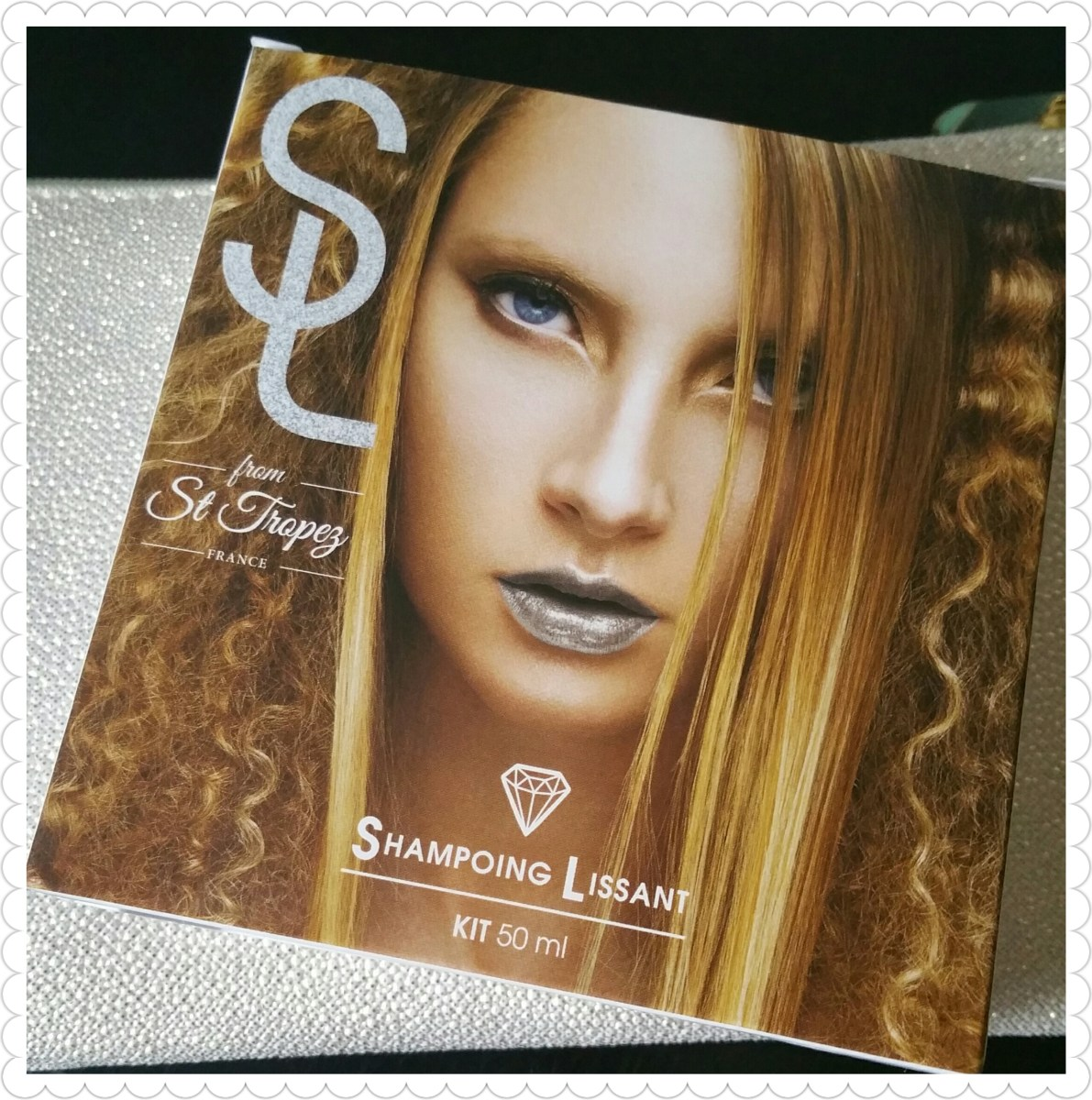 Le shampoing lissant by Urban Keratin !