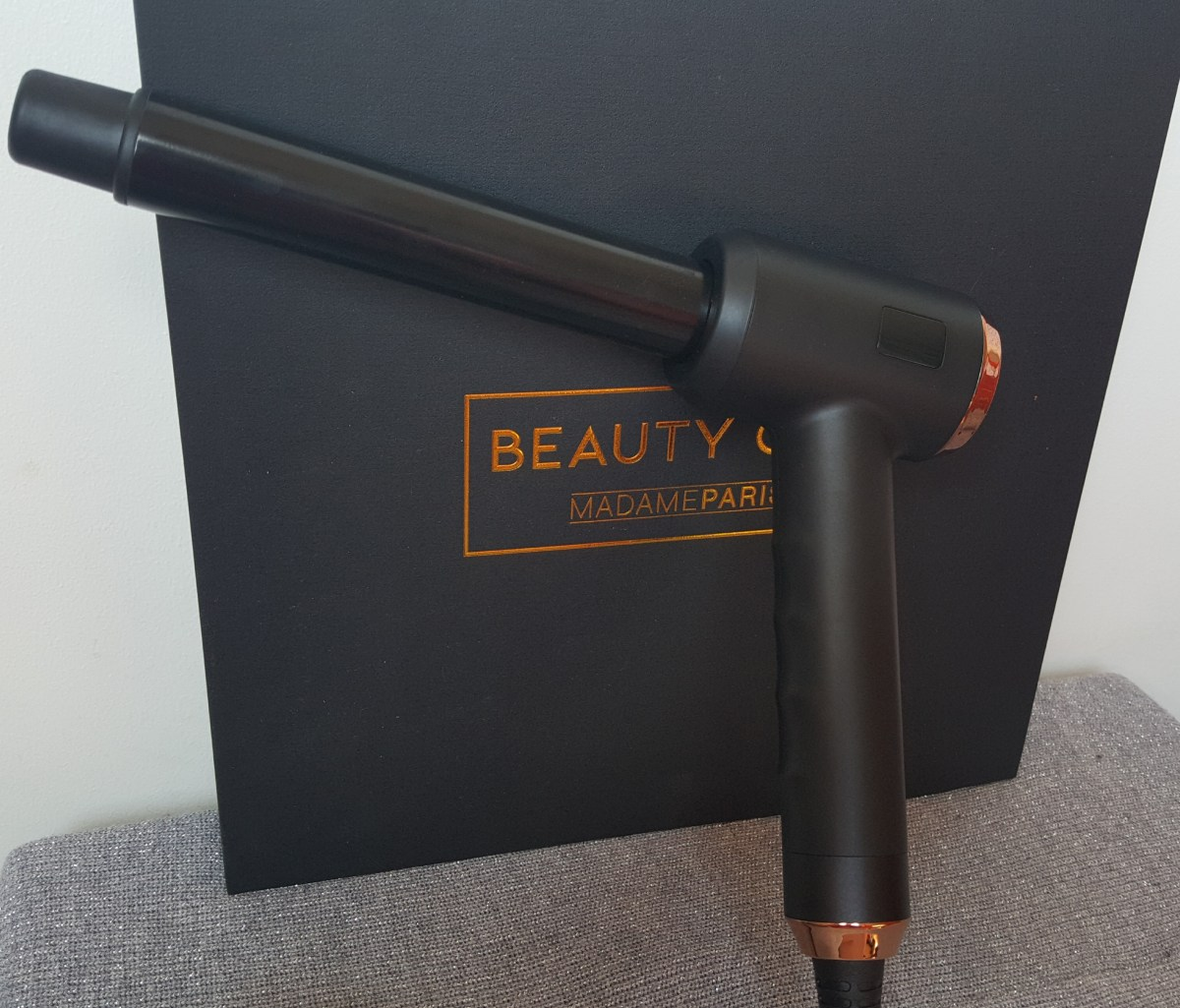 Le boucleur Beauty Gun de Madame Paris