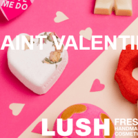Collection Saint Valentin Lush