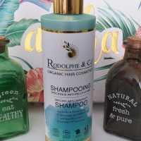 Le shampooing anti-pelliculaire Rodolphe&Co