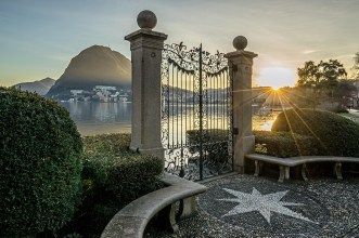 Parco Ciani - Lugano Copyright by: Switzerland Tourism - By-Line: swiss-image.ch/Jan Geerk