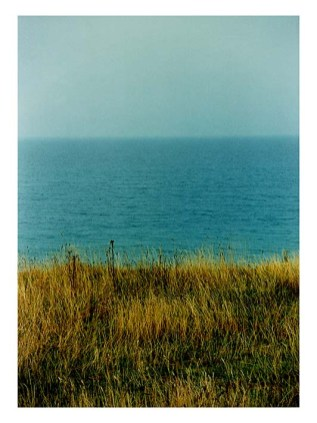 Land Sea Sky, 1999, stampa cromogenica_101,6x72,4 cm∏Sean Scully. Courtesy of the artist