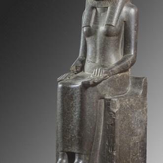 Dea Sekhmet, XVIII dinastia, regno di Amenhotep III (1390-1353 a.C.) C. 245
