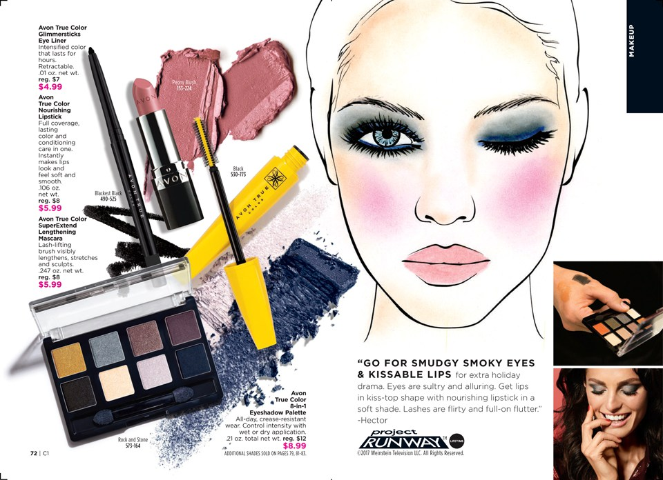 Using The Right Makeup For Your Eye Shape Avon Beauty Within Makeup Uk