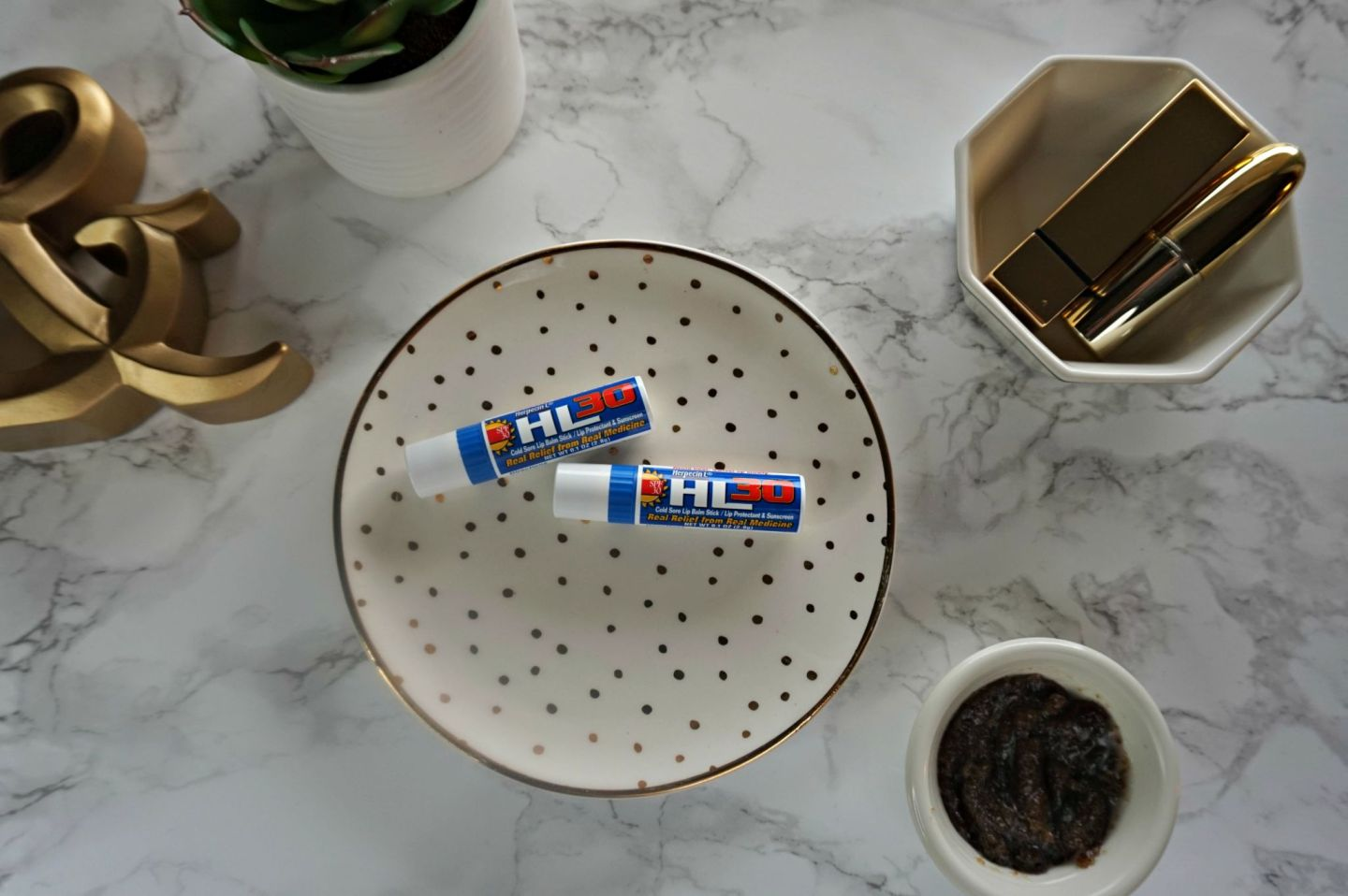 Chapped Lips Remedy With Herpecin + DIY Lip Scrub // Beauty With Lily #ad #Herpecin #PowerPrimer #BeautyJewel http://primp.in/LV19CLcP4p