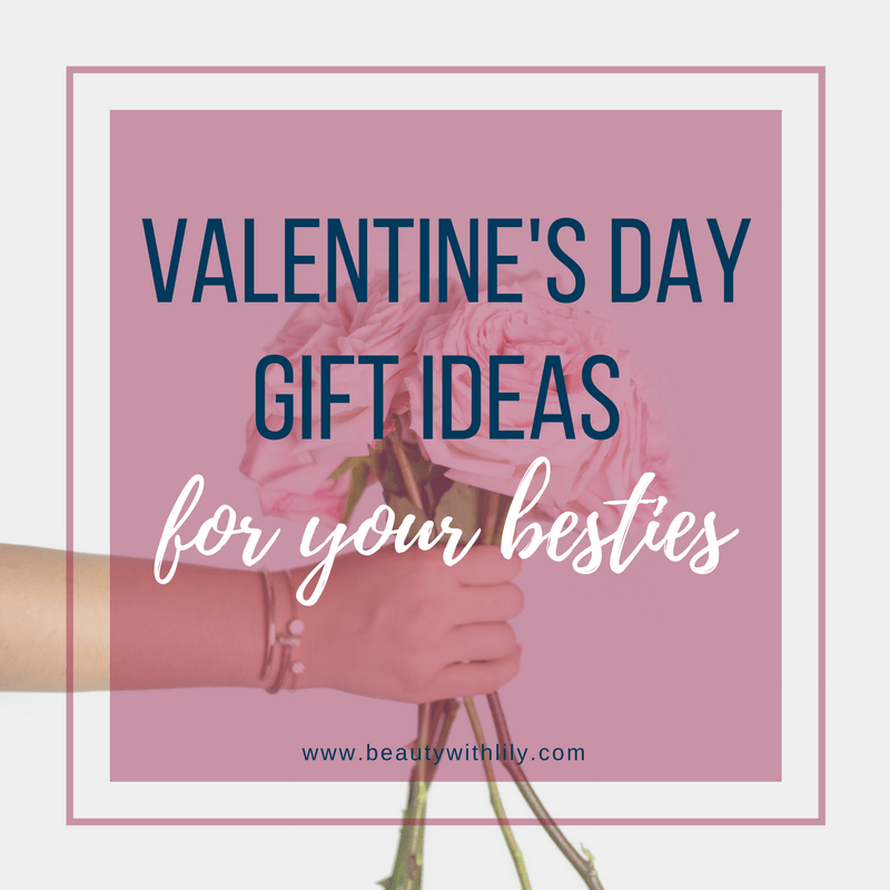 Valentine's Day Gift Ideas | Valentine's Day Gift Ideas For Her | Galentine's Day Gifts | Beauty With Lily #giftideas #valentinesday #beautywithlily