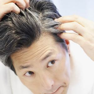 what causes white hair stress natural white hair premature in 20s how to stop prevents