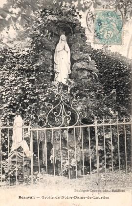 Grotte Notre Dame de Lourdes