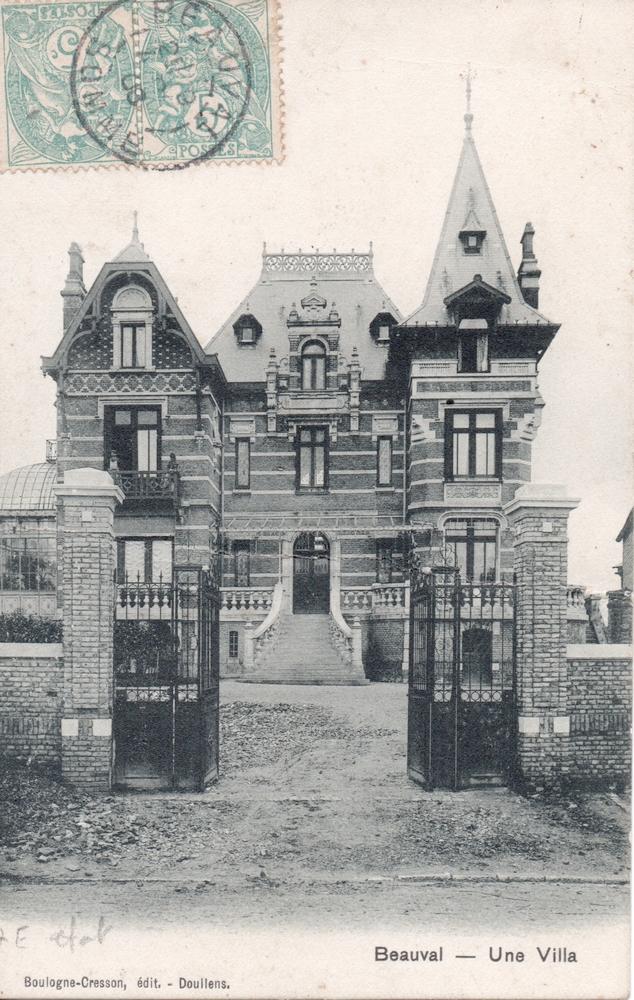 Villa de Beauval