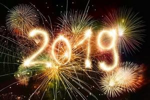 Nouvel an 2019