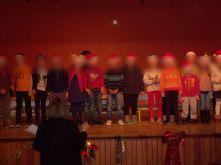 Noël de enfants - Ecole