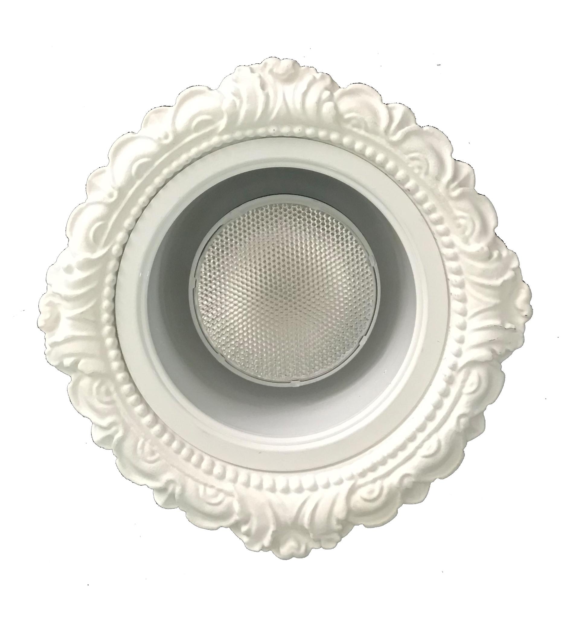 5 victorian style recessed light trim lr 501