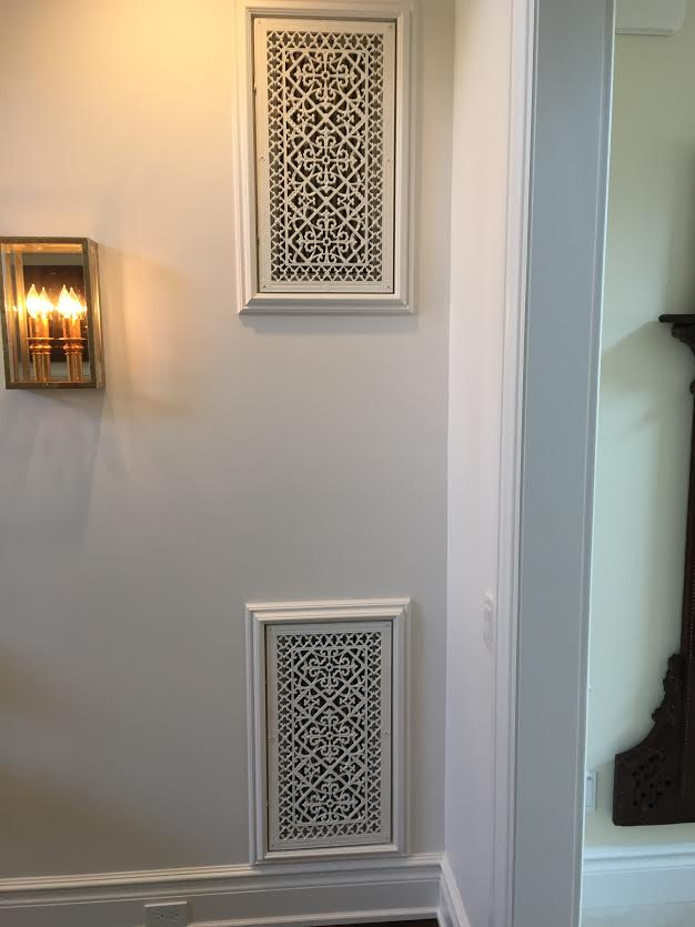 Decorative Grills For Walls | Why Santa Claus